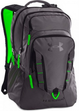 Under Armour Recruit Backpack šedý