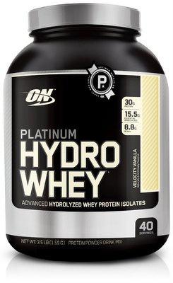 Optimum Nutrition Platinum Hydro Whey 1590g - čokoláda VÝPRODEJ (STRŽENÁ ETIKETA)