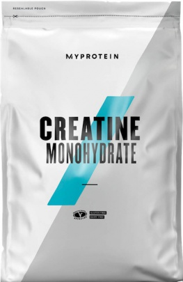 MyProtein Creatine Monohydrate 250 g bez příchuti