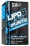 Nutrex Lipo 6 Black Diuretic 80 kapslí
