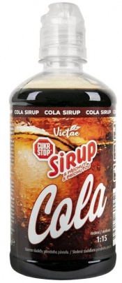 CUKR STOP Sirup Cola 650 ml