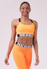 Nebbia Lift Hero Sports mini top 515 orange