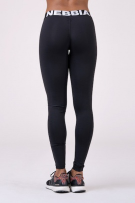 Nebbia Squad Hero Scrunch Butt leggings black 528