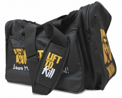 Mutant Sportovní taška Lift to kill gym bag