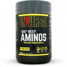 Universal 100% Beef Aminos 200 tablet