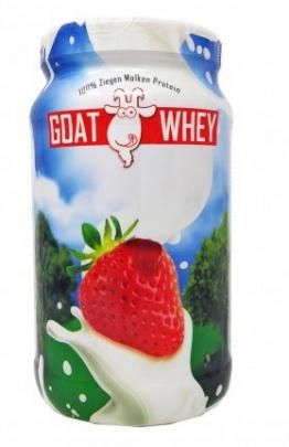LSP Goat Whey (protein z kozí syrovátky) 600 g