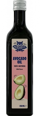 HealthyCo Avokádový olej 250 ml