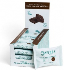 Bulk Powders Vegan Brownie 60g double chocolate