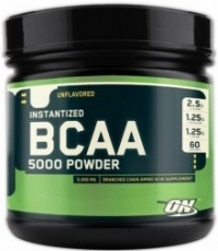 Optimum Nutrition BCAA 5000 Powder 345 g