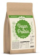 Greenfood Vegan protein 500g čokoláda