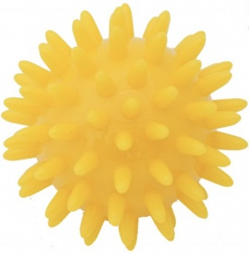 Kine-MAX masážní míček ježek 6cm