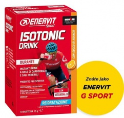 Enervit Isotonic drink 10x15 g