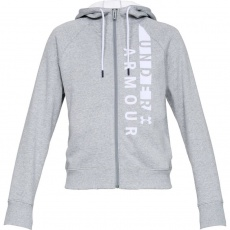 Dámská mikina Under Armour Cotton Fleece WM FZ - 1321186-035