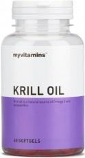 Myprotein Krill Oil 60 kapslí