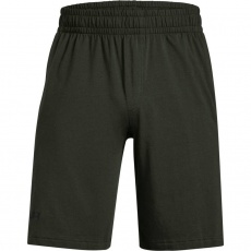Pánské kraťasy Under Armour SPORTSTYLE COTTON GRAPHIC SHORT - 1329300-357