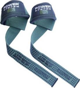 Power System Posilovací trhačky s protiskluzem X-COMBAT STRAPS