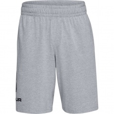 Pánské kraťasy Under Armour SPORTSTYLE COTTON GRAPHIC SHORT - 1329300-035