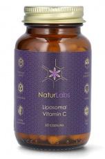 NaturLabs Liposomální vitamín C 60 kapslí