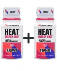 Nutramino Heat Energy shot 60ml 1 + 1 ZDARMA