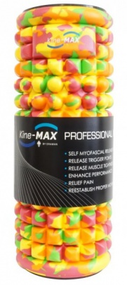 Kine-MAX Professional Massage Foam Roller Masážní válec