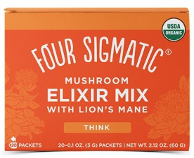 Four Sigmatic Lion´s Mane Mushroom Elixir Mix 20x3 g