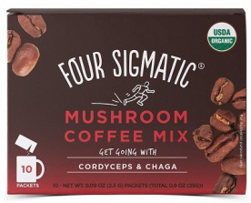 Four Sigmatic Chaba Mushroom Coffee Mix 10x2,5 g
