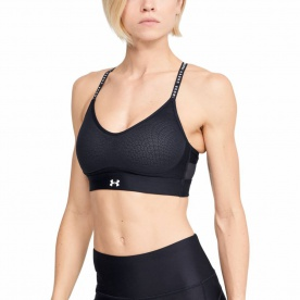 Dámská podprsenka Under Armour Infinity Low Bra - S - 1351985-001