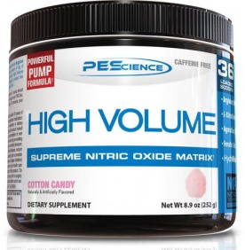 PEScience High Volume 252g