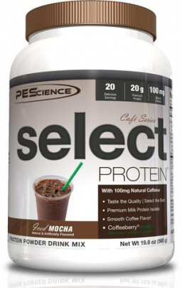 PEScience Select Protein Cafe Series US 560g