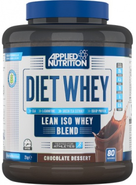 Applied Nutrition Diet Whey 2000 g + Applied Hygenic Gel 100 ml ZDARMA