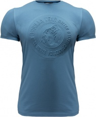 Gorilla Wear Pánské tričko San Lucas Blue