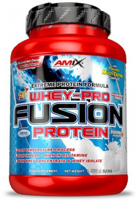 Amix Whey-Pro Fusion Protein 1000 g