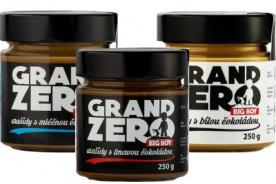 Big Boy Grand Zero s čokoládou 250 g