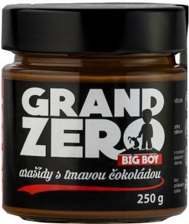 Big Boy Grand Zero s čokoládou 250 g 2+1 ZDARMA
