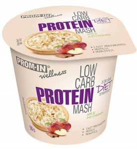 "Prom-in Low Carb Workout Mash 50 g ""ready to eat"" v kelímku"