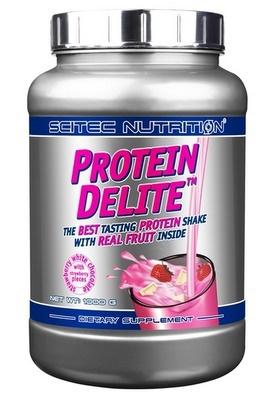 Scitec Protein Delite 500g - ananas/vanilka VÝPRODEJ