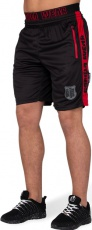 Gorilla Wear Pánské šortky Shelby Black/red