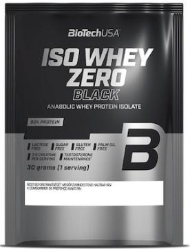 BioTechUSA Iso Whey Zero Black 30 g