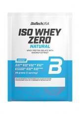 BiotechUSA Iso Whey Zero Natural 25 g