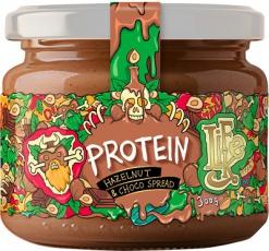 Lifelike lískooříškový krém s čokoládou a proteinem 300g