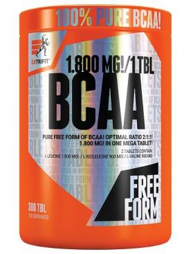 Extrifit BCAA 1800 mg Mega Tablets