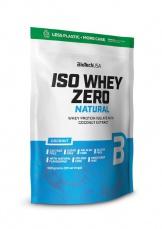 BiotechUSA Iso Whey Zero Natural 500 g