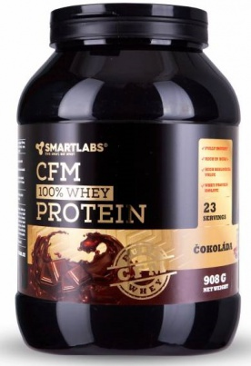 Smartlabs CFM 100% Whey Protein 908 g