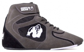 Gorilla Wear Obuv High Tops Gray/Black