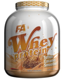 Fitness Authority Whey protein 2270g PROŠLÉ DMT