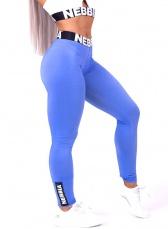 Nebbia Scrunch butt sport legíny 691 blue