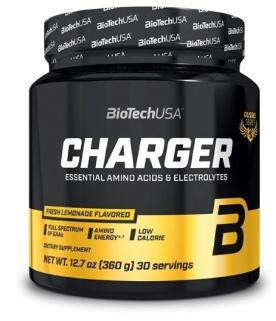 BiotechUSA Ulisses Charger 360 g - ovocný punč