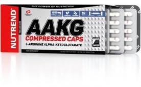 Nutrend AAKG Compressed Caps 120 kapslí