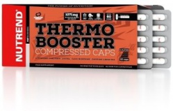 Nutrend Thermobooster Compressed Caps 60 kapslí