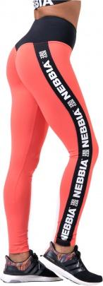 Nebbia Power Your Hero ikonické legíny 531 peach